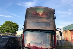 Harry Potter Bus Wrap 3