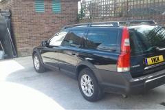 Gloss Black Volvo 3