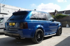 Range Rover Complete - Mystique Blue Gloss 2