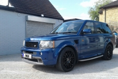 Range Rover Complete - Mystique Blue Gloss 6