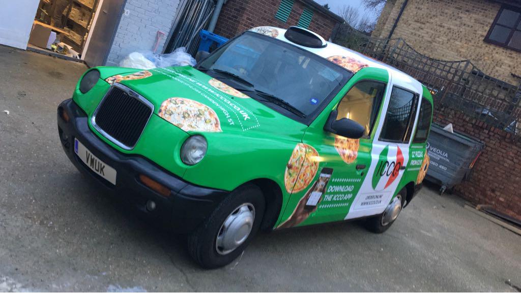 Cab Wrap 1