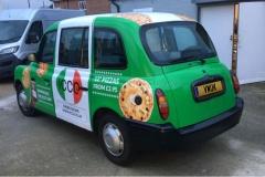 Cab Wrap