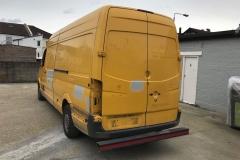 DHL Van Before 2