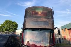 Harry Potter Bus Wrap 3