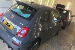 Supply and Install Before x2 Fiat 500's