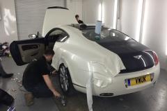 Premium Bentley Wrap 8