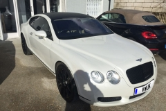 Premium Bentley Wrap
